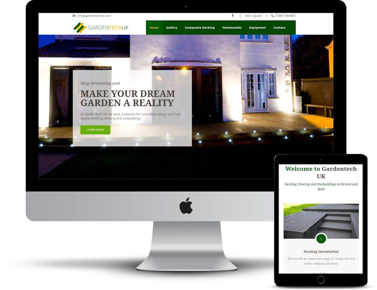 GardenTech-UK-Web-Designer-Keynsham