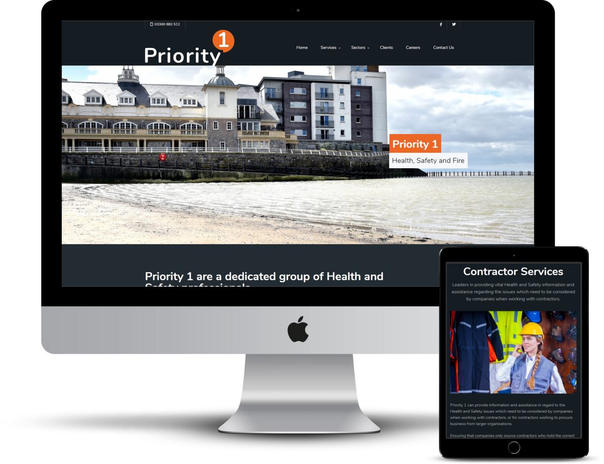 Priority-1-Health-Safety-Web-Designer-Keynsham