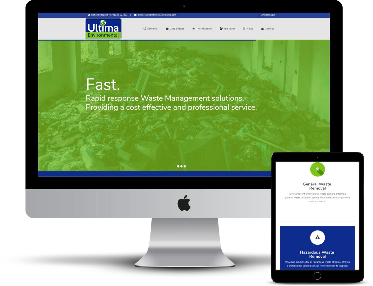 Ultima-Environmental-Web-Designer-Keynsham