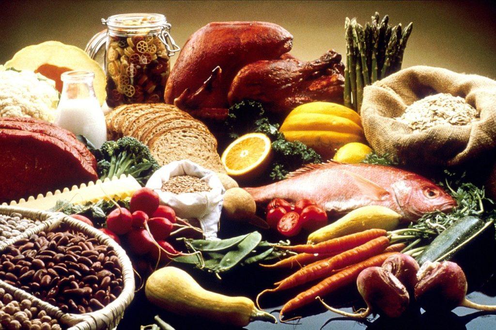 dieta mediterranea cibi