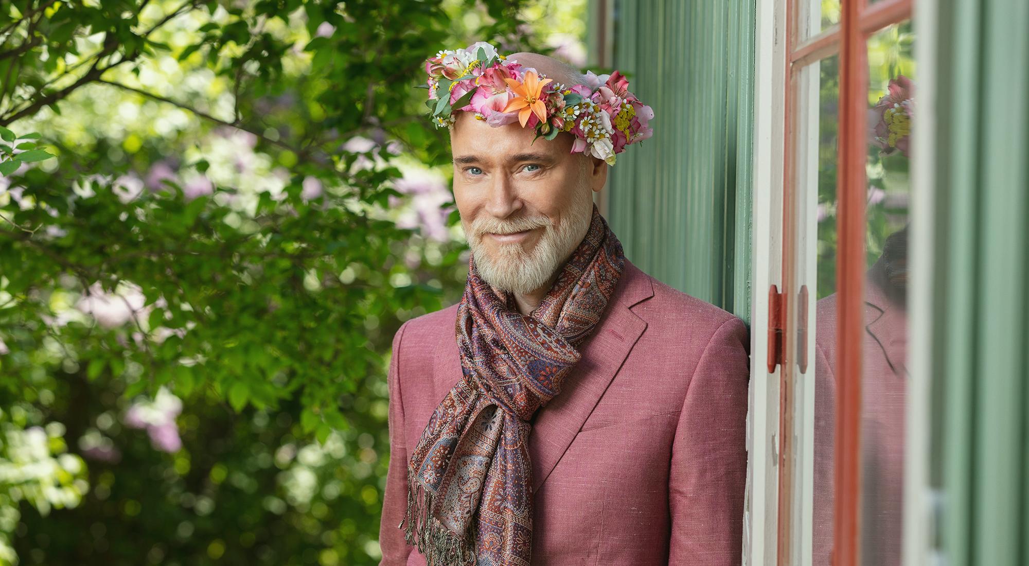 Lars Wallin debuterar som sommarvärd i Sommar i P1