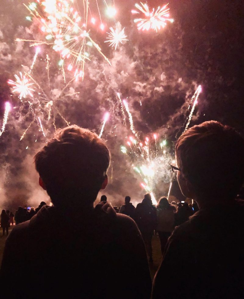 Spellbound – Sevenoaks Round Table Fireworks Display
