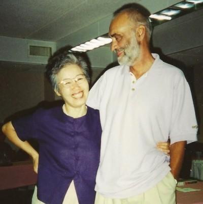 Steve de Shazer and Insoo Kim Berg