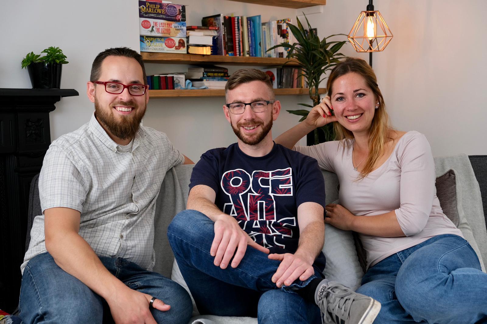 Solution Focused Team Photo