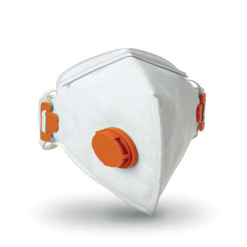 FFP2 foldable respirator with Valve