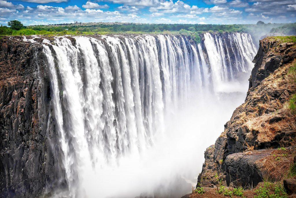 africa, zimbabwe, victoria case