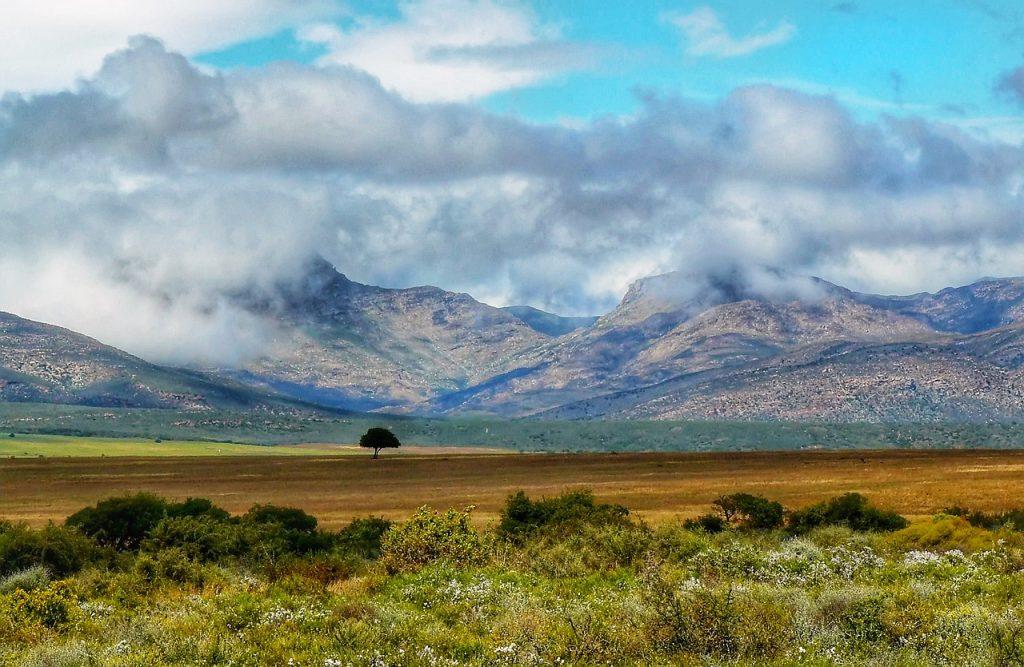 landscape, nature, mountains