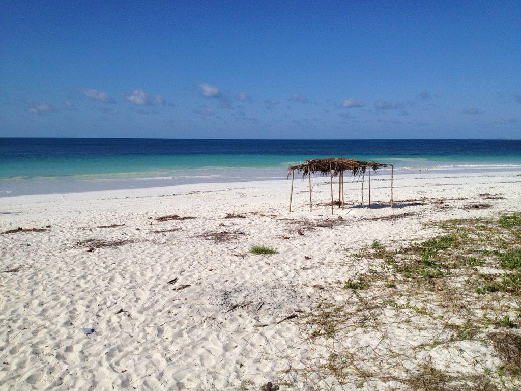 mozambique, beach, ocean