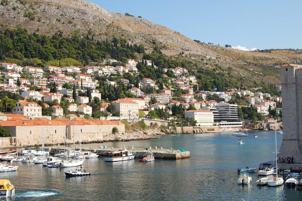 dubrovnik, croatia, dalmation coast