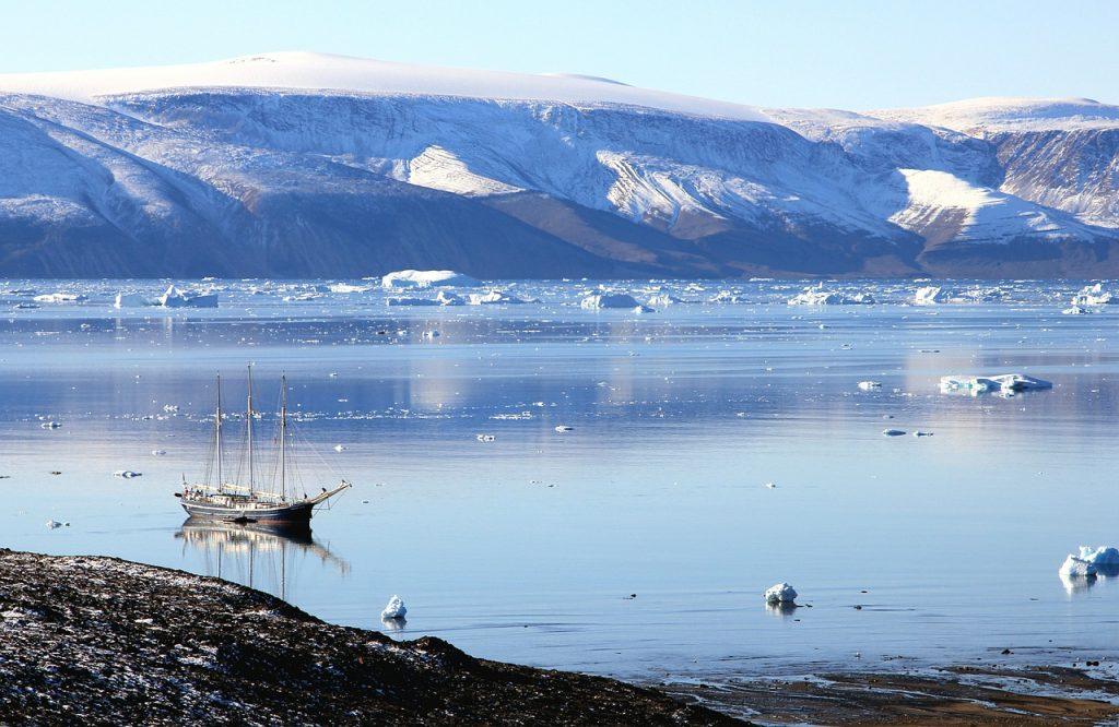 greenland, boat, sailboat
