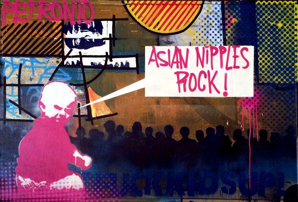 ASIAN NIPPLES ROCK