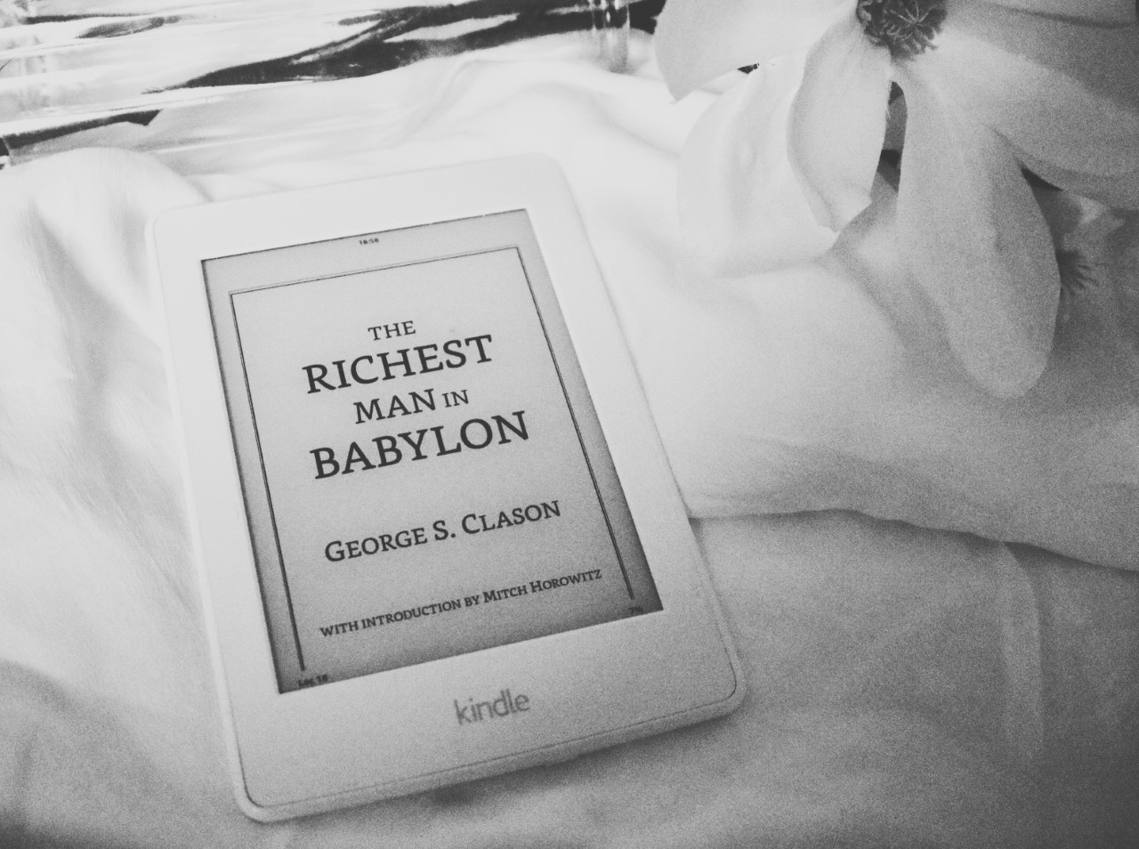 7 Financial lessons from The Richest Man in Babylon by George S. Clason