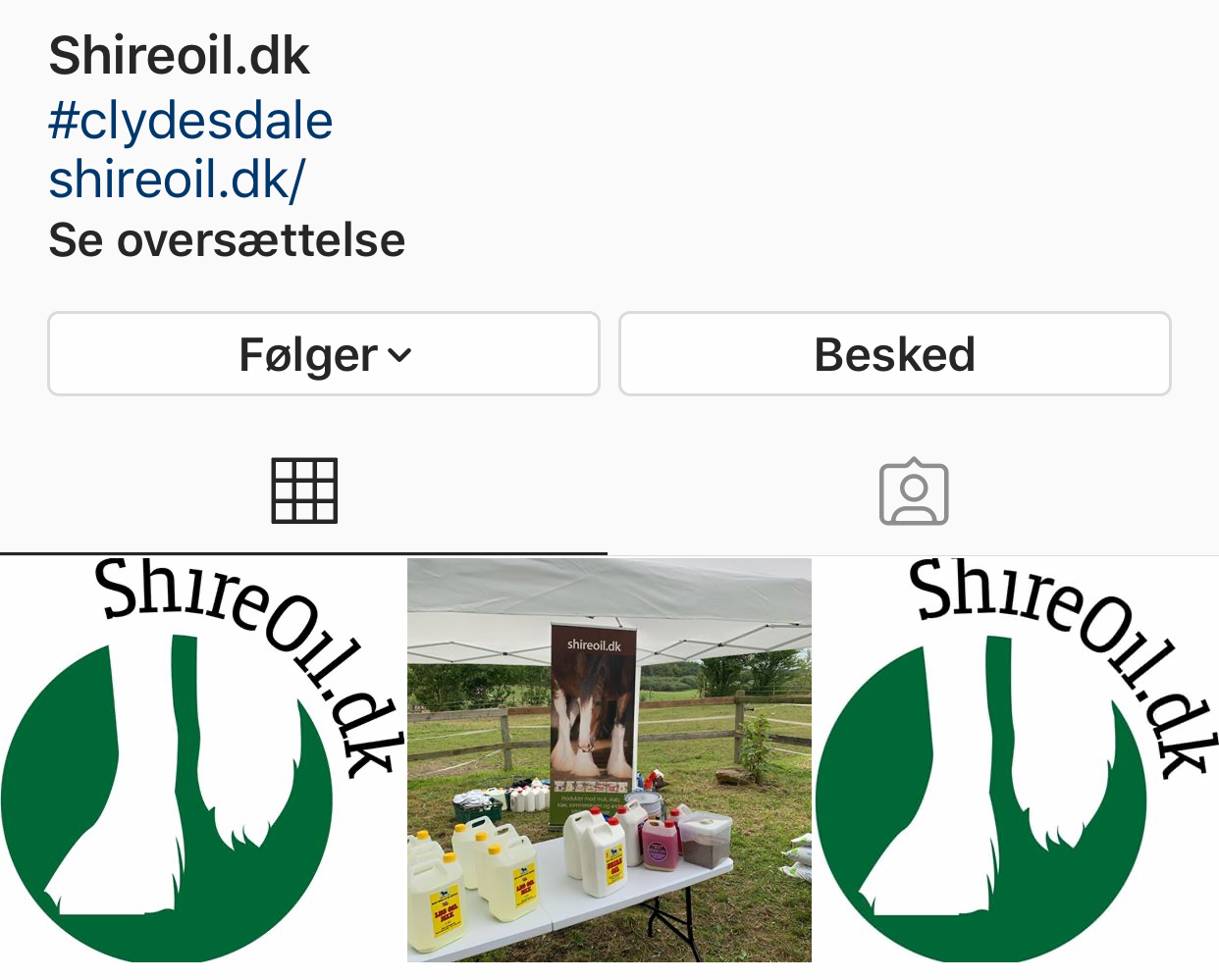 Shireoil Instagram