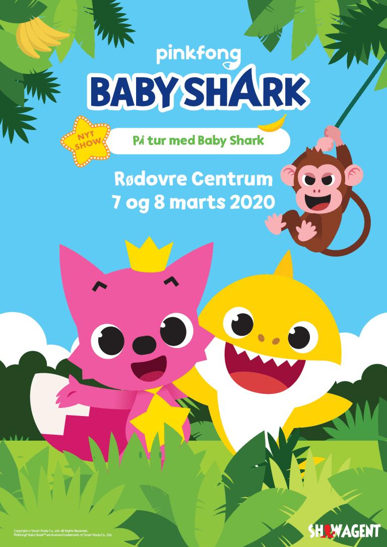 Baby Shark plakat