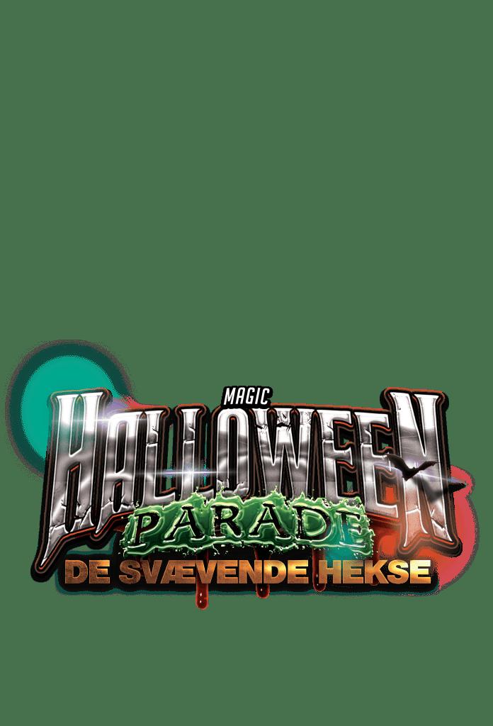 Halloween parade logo