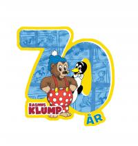 Rasmus-klump-70-år-logo