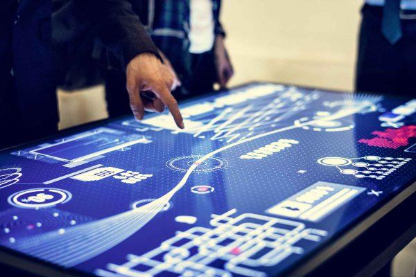 Interaktive Touchpoints