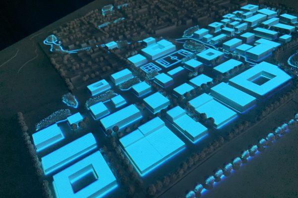 3D Mapping an Objekten