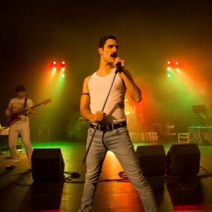Teatro Ferrari Camposampiero 3-2-2018 - Long Live the Queen - Break Free - Queen Tribute Show-10