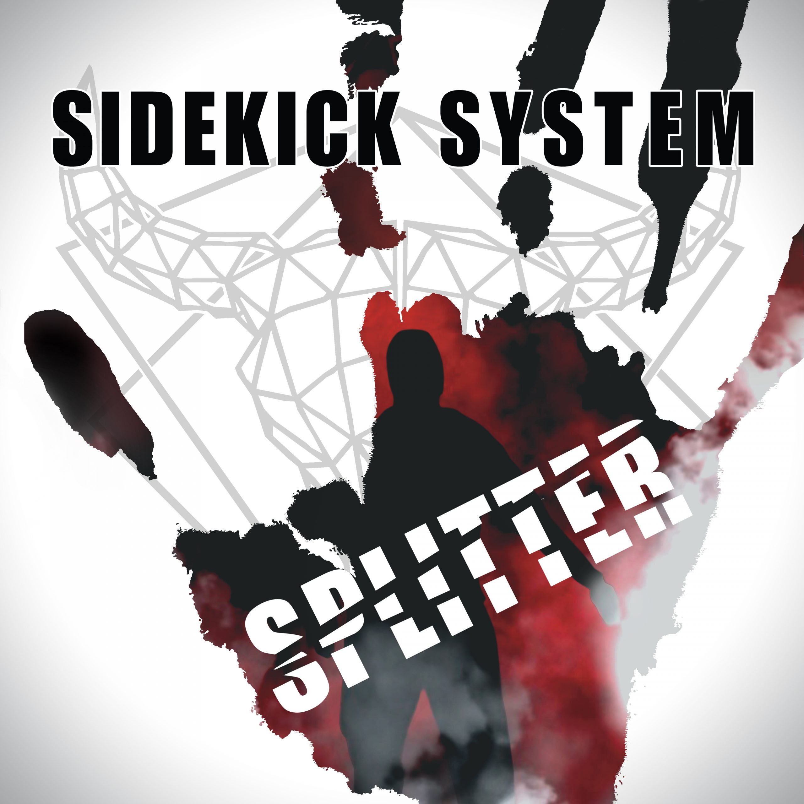 Sidekick System - Splitter - Single - Released 13.2.2021 - ib-music-production