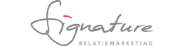 Signature Relatiemarketing Logo