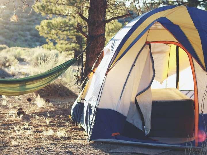 Campingplads i Nordsjælland