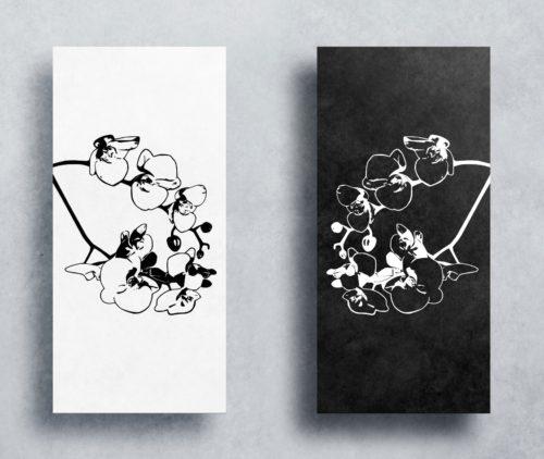 Plotterdatei ORCHIDEE by SILHOUETTE LOVE