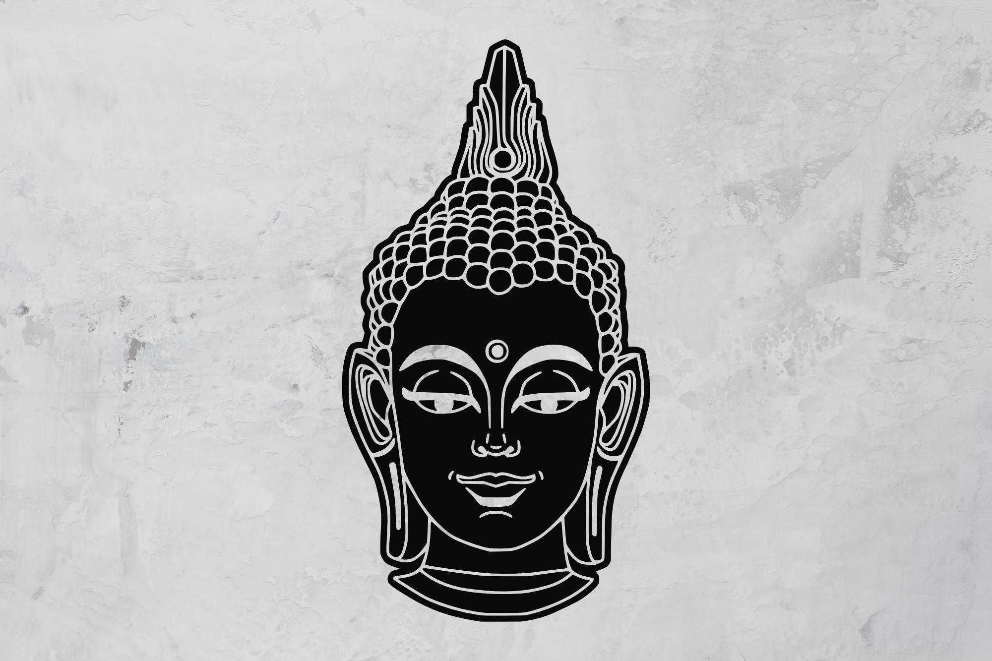 Plotterdatei BUDDHA V2 by SILHOUETTE LOVE