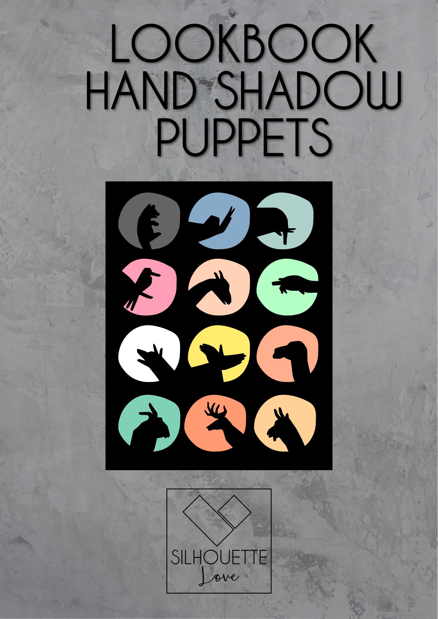 LOOKBOOK HAND SHADOW PUPPETS
