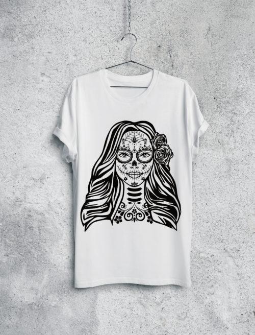 Mexican Skull Lday V2