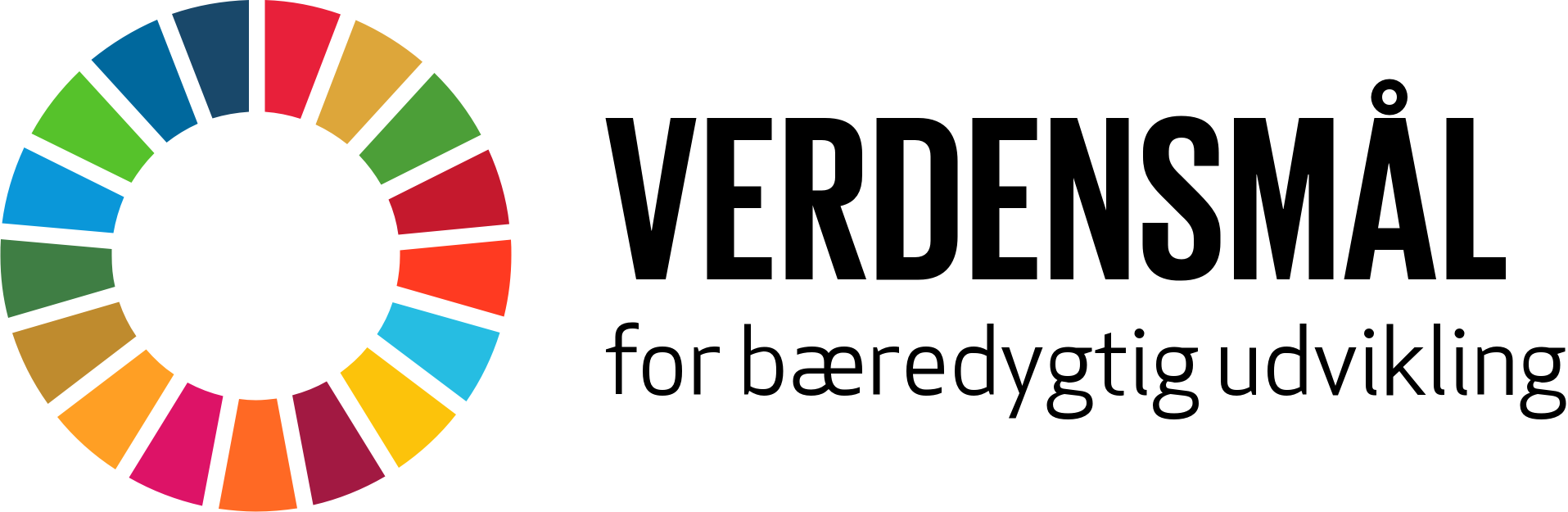Verdensmaalene Logo Horizontalt
