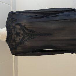 Voorkant afbeelding SET blouse zwart