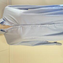 Voorkant afbeelding Peter Hahn blue blouseshirt