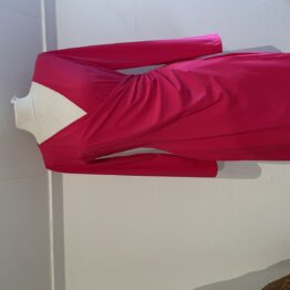 Voorkant afbeelding La Dress pink dress