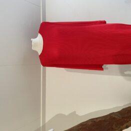 Voorkant afbeelding van de Marccain red dress