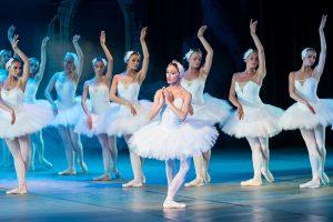 Ohne eine perfekte Haltung geht im Ballett garnichts