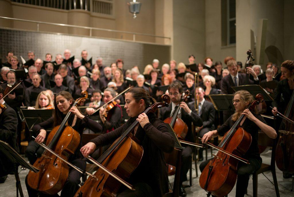 Bewegungen ohne Koordination sind wie ein Orchester ohne Dirigent