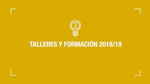 Talleres para niños/as 2019-20