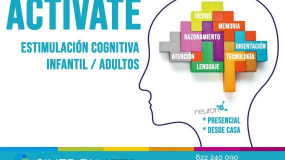 Actívate - Estimulación Cognitiva