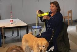 Inzamelactie voor blindengeleidehonden