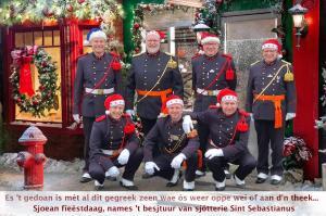 Kerstfoto schutterij 2020-2(1)