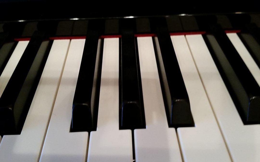 Nervepirrende elevkveld på pianoskolen