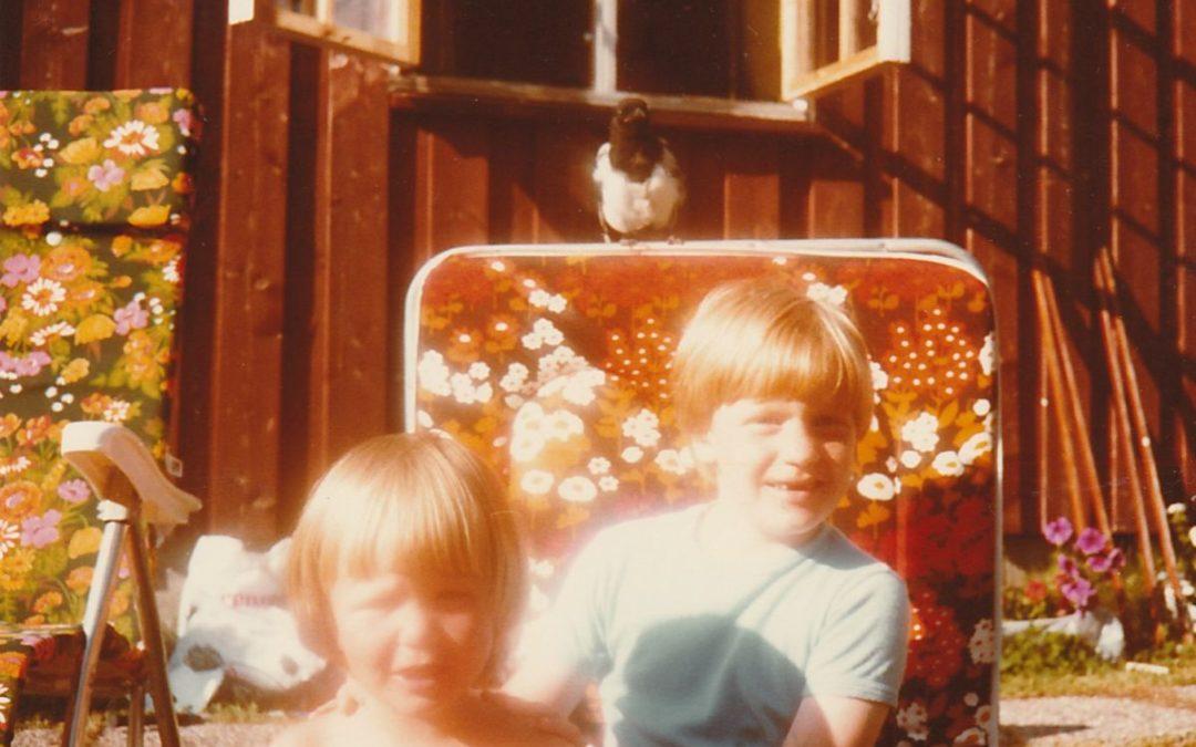 Skjæren Bjartmar vokste opp i en familie – les den nydelige historien