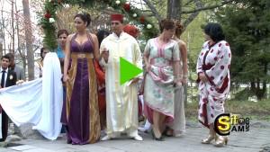 Marokansk Bröllop