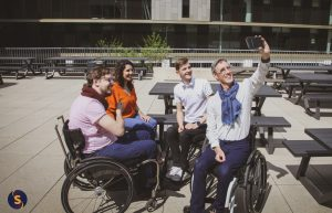 Sitwear rolstoel modellen