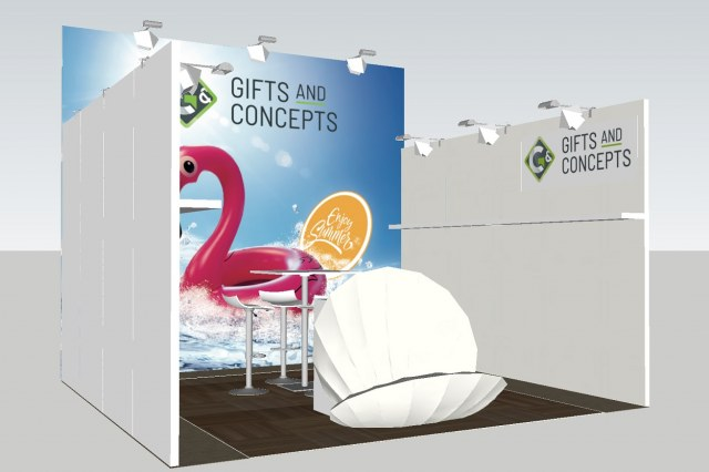 Gifts & Concepts @ Spielwarenmesse design
