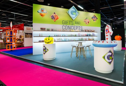 Gifts & Concepts @ ISM 2018