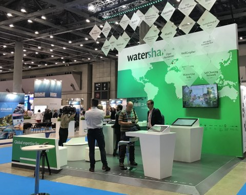 Watershare @IWA 2018