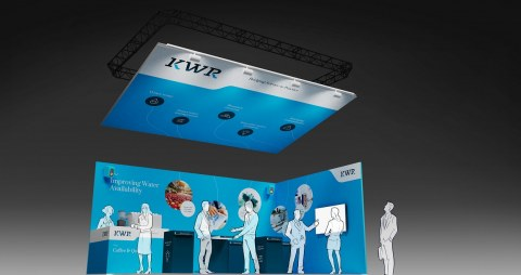 KWR @ Aquatech 2019 design