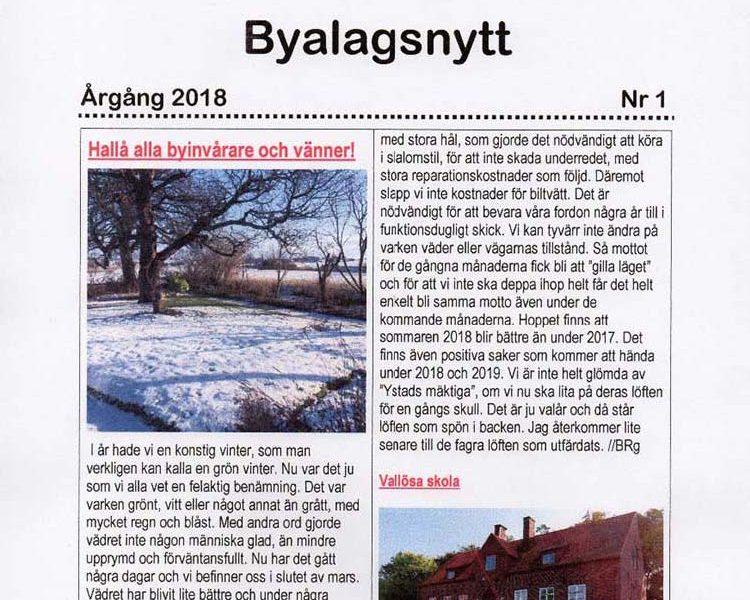 Byalagsnytt 2018